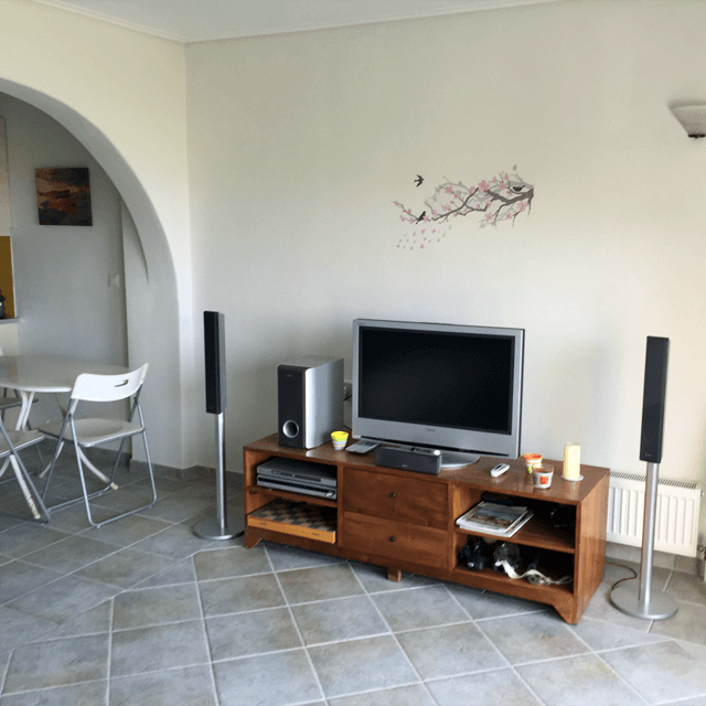 Lovely flat with amazing view located in Spetses Island, Greece