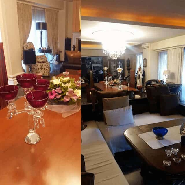 Athens... live in luxury! Living room